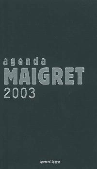 Agenda Maigret