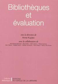 Bibliothèques et évaluation