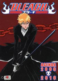 Bleach : agenda 2009-2010, version garçons