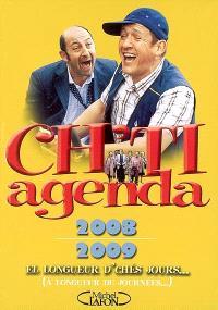 Ch'ti agenda : 2008-2009 : el longueur d'chés jours... (à longueur de journées...)