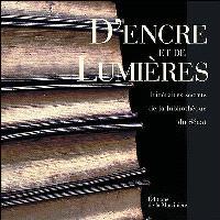 D'encre et de lumières : itinéraires secrets de la bibliothèque du Sénat