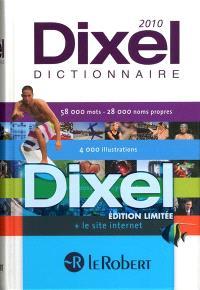 Dictionnaire Dixel 2010 : édition limitée bleu