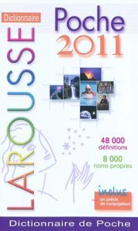 Dictionnaire Larousse poche 2011