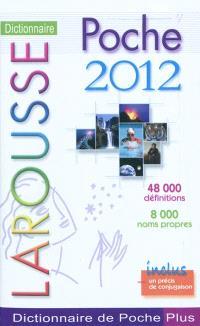 Dictionnaire Larousse poche 2012