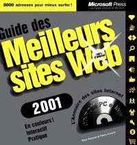 Guide des meilleurs sites Web 2001