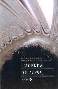L'agenda du livre : 2008