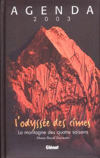 L'odyssée des cimes : agenda 2003