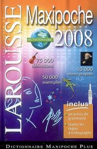Larousse maxipoche plus 2008