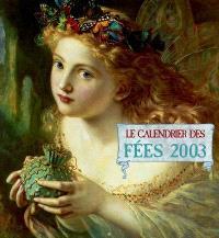 Le calendrier des fées 2003