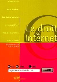 Le droit sur Internet