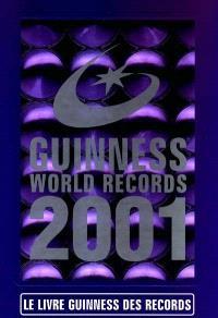Le livre Guinness des records 2001
