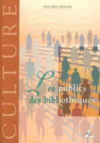 Les publics des bibliothèques