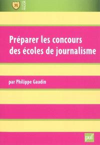 Préparer les concours des écoles de journalisme : nouveaux concours, nouvelles épreuves
