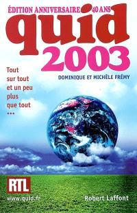 Quid 2003