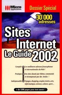 Sites Internet : le guide 2002