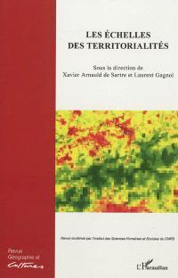 Géographie et cultures. n° 81, Les échelles des territorialités