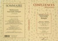 Confluences Méditerranée. n° 28, Méditerranée, l'inévitable dialogue