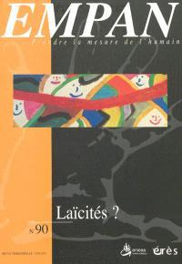 Empan. n° 90, Laïcités ?