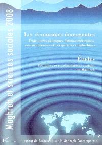 Maghreb et sciences sociales. n° 5, Les économies émergentes : trajectoires asiatiques, latino-américaines, est-européennes et perspectives maghrébines