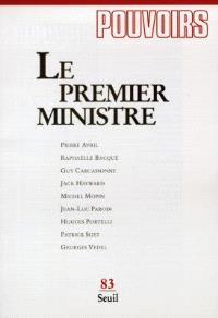 Pouvoirs. n° 83, Le Premier ministre