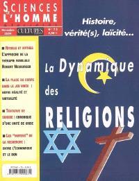 Sciences de l'homme & sociétés. n° 72, La dynamique des religions : histoire, vérité(s), laïcité...