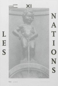 Cahiers d'études lévinassiennes. n° 11, Les nations