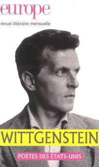 Europe. n° 906, Ludwig Wittgenstein