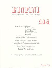Infini (L'). n° 114