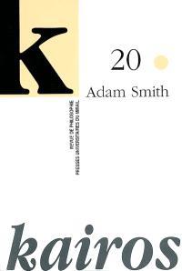 Kairos. n° 20, Adam Smith