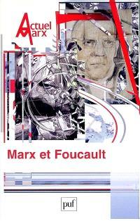 Actuel Marx. n° 36, Marx & Foucault