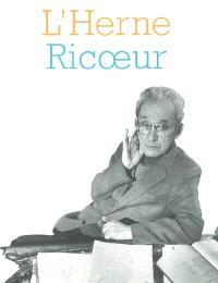 Herne (L'). n° 81, Paul Ricoeur
