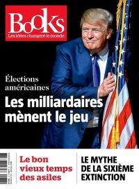 Books. n° 73, Elections américaines : les milliardaires mènent le jeu