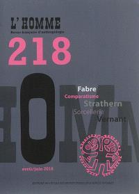 Homme (L'). n° 218
