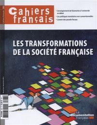 Cahiers français. n° 383, Les transformations de la société française