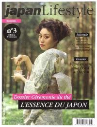 Japan lifeStyle : le féminin pétillant sur les nouvelles tendances du Japon. n° 3