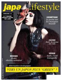 Japan lifeStyle : le féminin pétillant sur les nouvelles tendances du Japon. n° 4