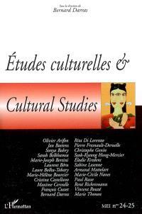 MEI Médiation et information. n° 24-25, Etudes culturelles & cultural studies