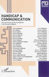 MEI Médiation et information. n° 36, Handicap & communication