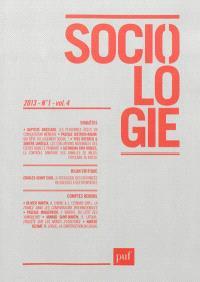 Sociologie. n° 1 (2013)