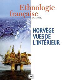 Ethnologie française. n° 2 (2009), Norge-Norvège : vue de l'intérieur