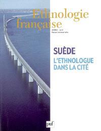 Ethnologie française. n° 2 (2008), Suède : l'ethnologie dans la cité