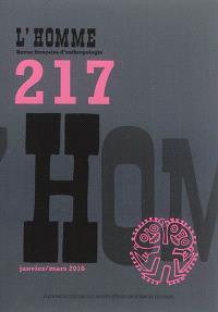 Homme (L'). n° 217