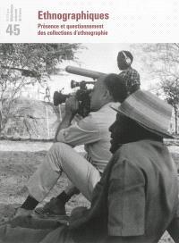 Revue de la Bibliothèque nationale de France. n° 45, Ethnographiques : présence et questionnement des collections d'ethnographie