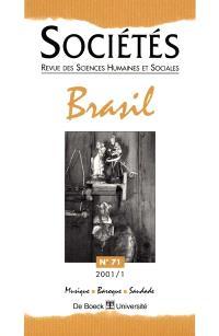 Sociétés. n° 71, Brasil
