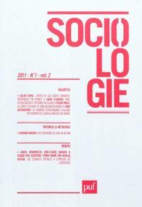 Sociologie. n° 1 (2011)
