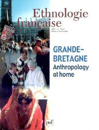 Ethnologie française. n° 2 (2007), Grande-Bretagne, anthropologie at home
