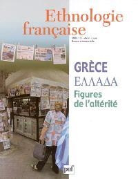 Ethnologie française. n° 2 (2005), Grèce : figures de l'altérité