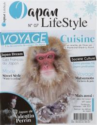 Japan lifeStyle : le féminin pétillant sur les nouvelles tendances du Japon. n° 7