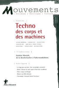 Mouvements. n° 42, Techno, des corps et des machines