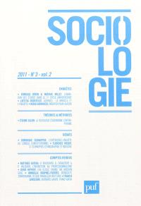 Sociologie. n° 3-2 (2011)